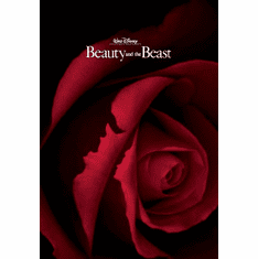 Beauty And The Beast Movie Poster 24inx36in