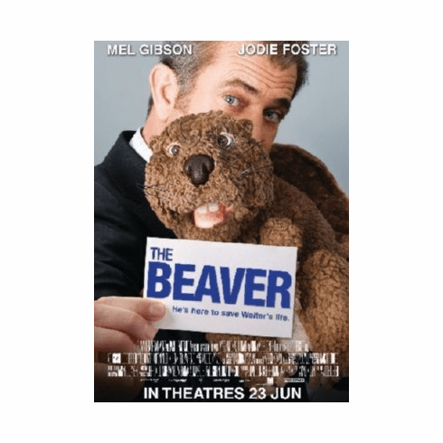 Beaver The Poster 24inx36in