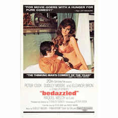 Bedazzled Movie Poster 24inx36in Poster