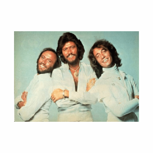Bee Gees Mini Poster 11x17