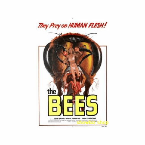 Bees Movie Poster 11x17 Mini Poster
