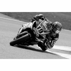 """Ben Spies Black and White Poster 24""""x36"""""""