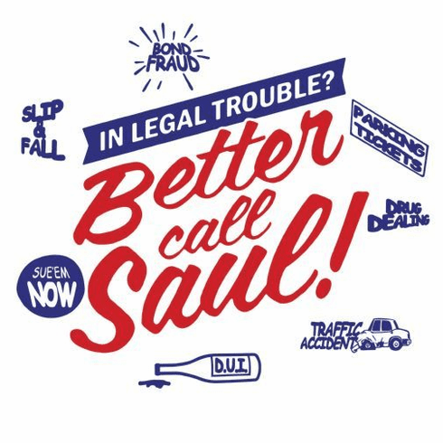 Better Call Saul Mini poster 11inx17in
