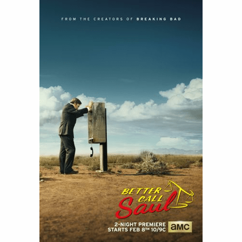 Better Call Saul Poster 24in x36in