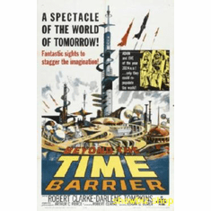 Beyond The Time Barrier Movie Poster 11x17 Mini Poster