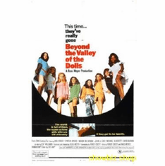 Beyond The Valley Of The Dolls Movie 8x10 photo Master Print