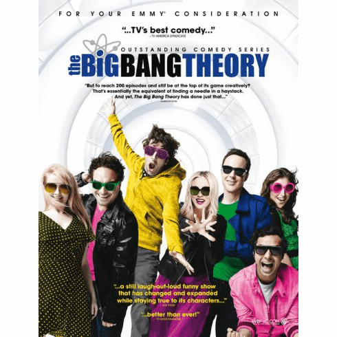 Big Bang Theory Poster 24x36