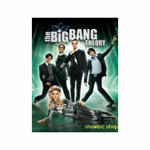 Big Bang Theory Poster Great Glam Promo Poster 24inx36in