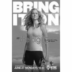 """Big C The Black and White Poster 24""""x36"""""""