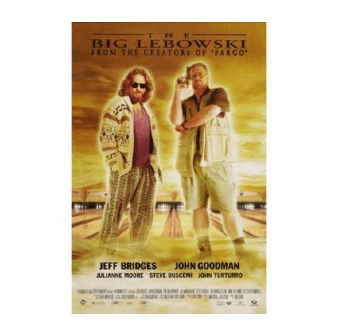 Big Lebowski The Movie 11inx17in Mini Poster #01