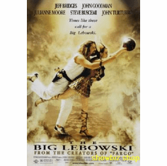 Big Lebowski, The Movie Poster 11x17 Mini Poster