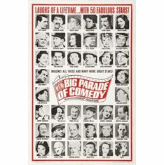 Big Parade Of Comedy Movie mini poster 11x17 #01