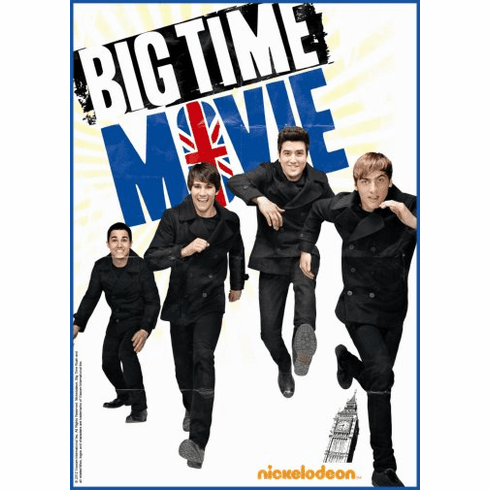 Big Time Movie Movie Poster 24inx36in Poster