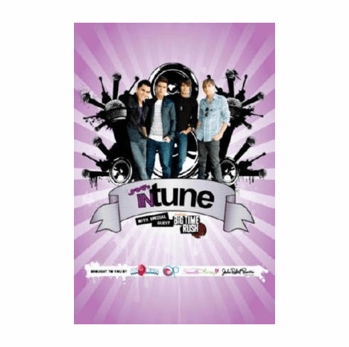 Big Time Rush 11inx17in Mini Poster #01