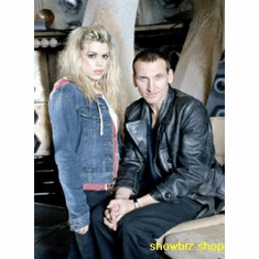Billie Piper Christopher Eccleston Poster Dr. Who 24inx36in