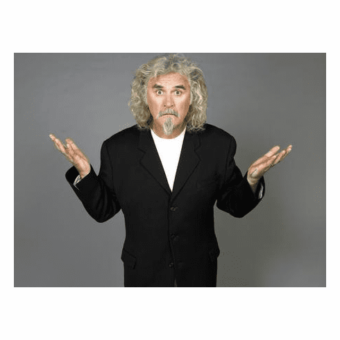 Billy Connolly Shrugging Pose 11x17 Mini Poster