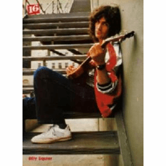 Billy Squier Poster 11x17 Mini Poster