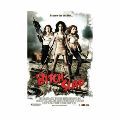Bitch Slap Mini Movie Poster #01 11x17 Mini Poster