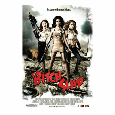 Bitch Slap Poster #01 11x17 Mini Poster