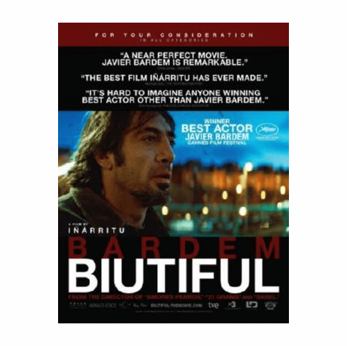 Biutiful Movie 11inx17in Mini Poster #01