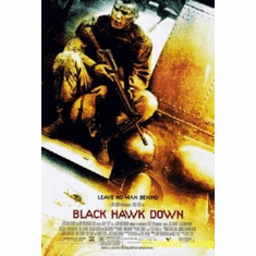Black Hawk Down Movie 8x10 photo Master Print