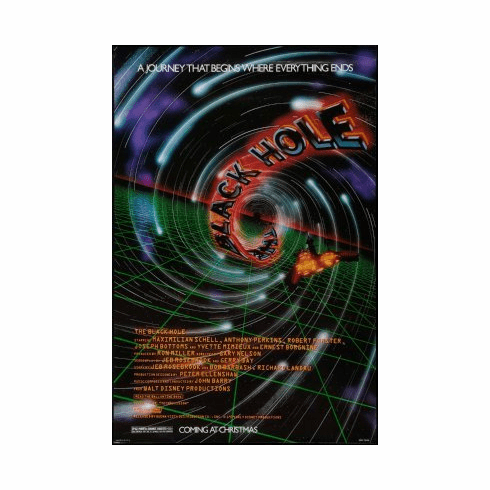 Black Hole The Movie Poster 24x36 #01