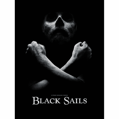 Black Sails Poster 24Inx36In Poster