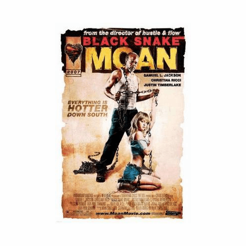 Black Snake Moan Movie Poster 24in x36 in