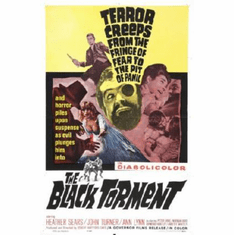 Black Torment The Movie 11inx17in Mini Poster #01