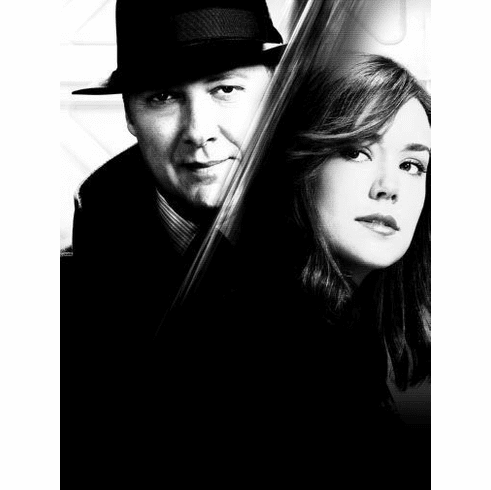 """Blacklist The Black and White Poster 24""""x36"""""""