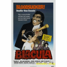 Blacula Movie Poster 11x17 Mini Poster