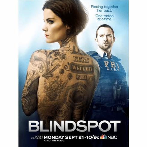 Blindspot Poster 24in x36in