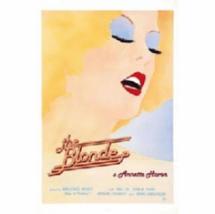 Blonde The Movie Poster 11x17 Mini Poster