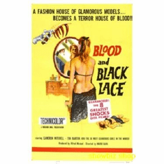 Blood And Black Lace Movie 8x10 photo Master Print