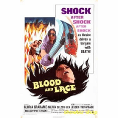 Blood And Lace Movie 8x10 photo Master Print
