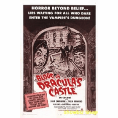 Blood Of Dracula S Castle Movie 8x10 photo Master Print