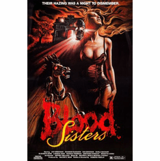 Blood Sisters Movie Mini poster 11inx17in