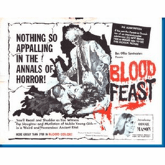 Bloodfeast Movie 8x10 photo Master Print