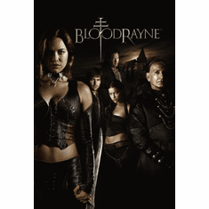 Bloodrayne Movie Poster 24x36