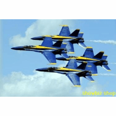 Blue Angels #01 Aviation 8x10 photo master print