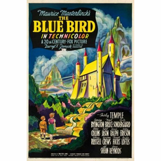Blue Bird The Movie mini poster 11x17 #01