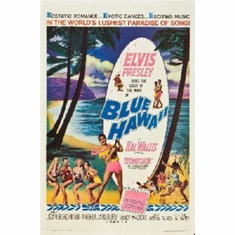 Blue Hawaii Mini Movie  8x10 photo master print