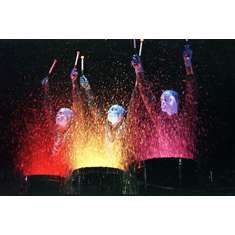 Blue Man Group Poster 24inx36in