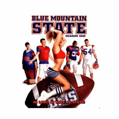 Blue Mountain State Poster 24inx36in