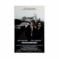 Blues Brothers Movie 8x10 photo