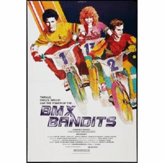 Bmx Bandits Mini #01 Nicole Kidman 8x10 photo Master Print