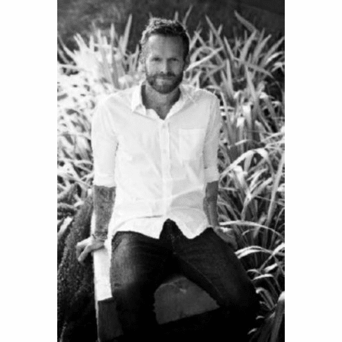 "Bob Harper Black and White Poster 24""x36"""