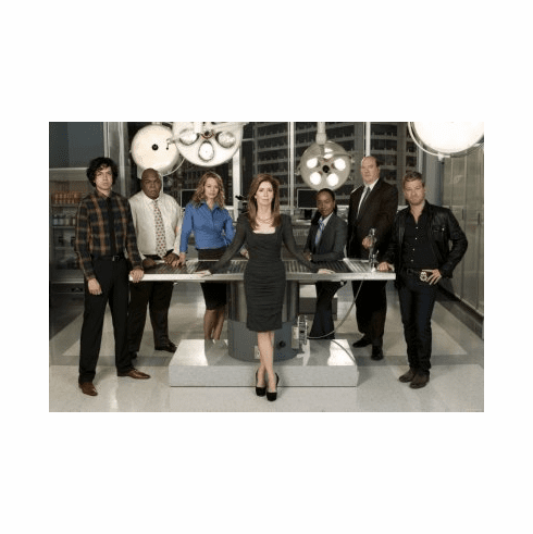 Body Of Proof Mini Poster 11x17