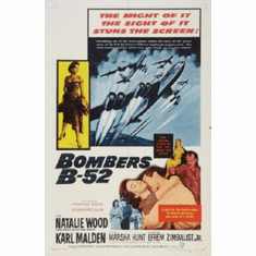 Bombers B-52 Movie 11inx17in Mini Poster #01