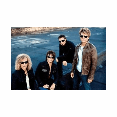 Bon Jovi Mini #01 8x10 photo Master Print